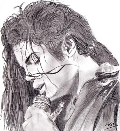 Michael Jackson by 11mk11